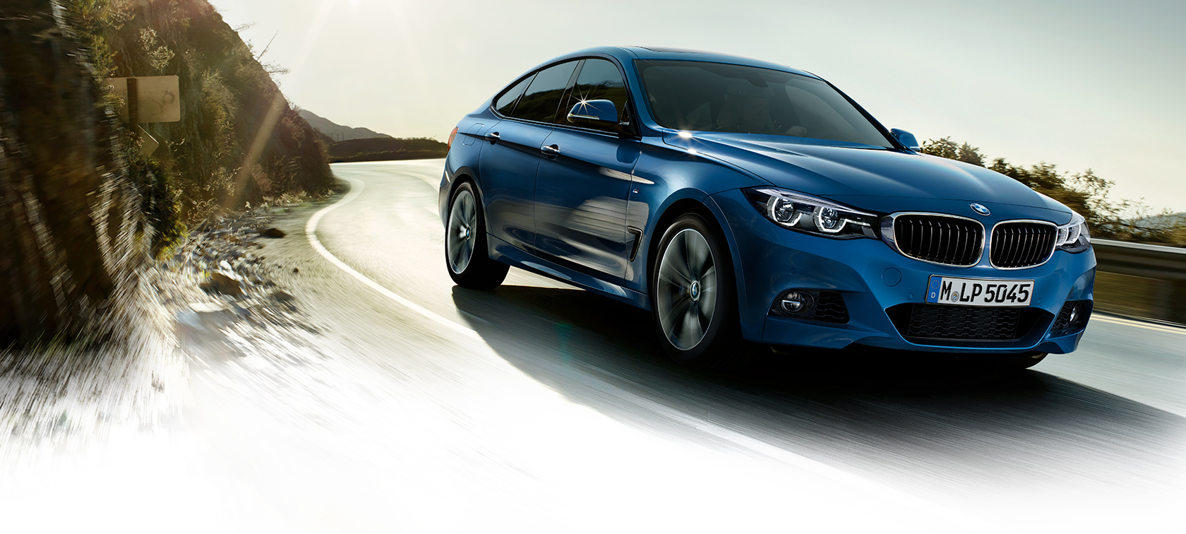 Driving dynamics & efficiency in the BMW 3 Series Gran Turismo